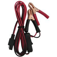 Wire Harness with Clamps