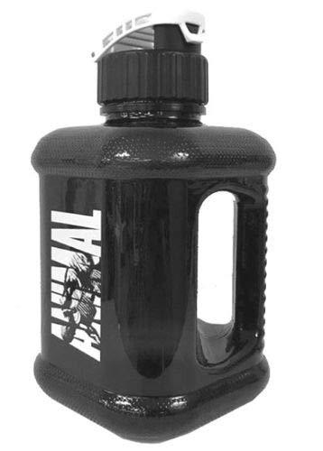 Universal Animal 1/2 Gallon Jug Black