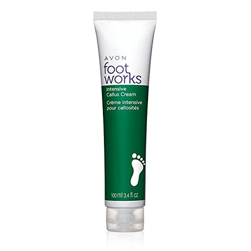 Foot Avon - Avon Foot Works Healthy Intensive Callus Cream, 3.4 oz by Foot Works