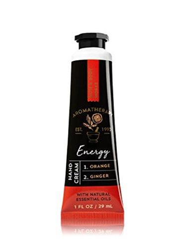 Bath & Body Works Shea Butter Hand Cream Energy Orange Ginge