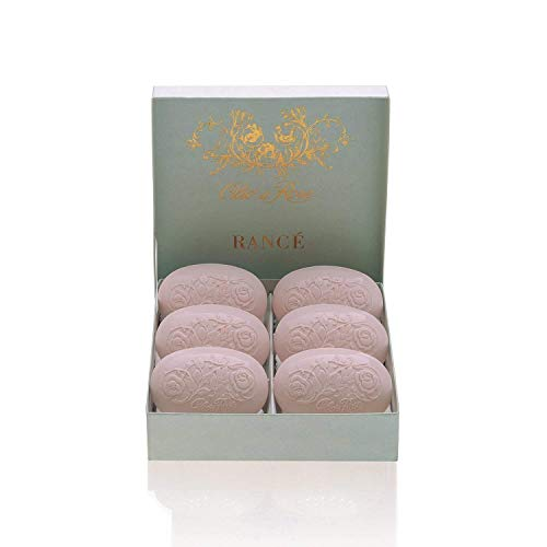 Rance L Olio di Rose by Rance – 6 x 100g Soap Set – NEW