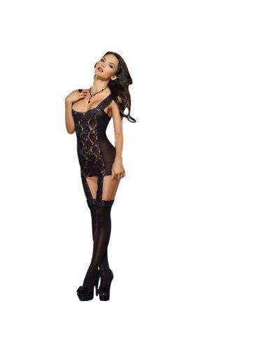 Garter One Dress schwarz Size 0144 Style ar8Yxqa