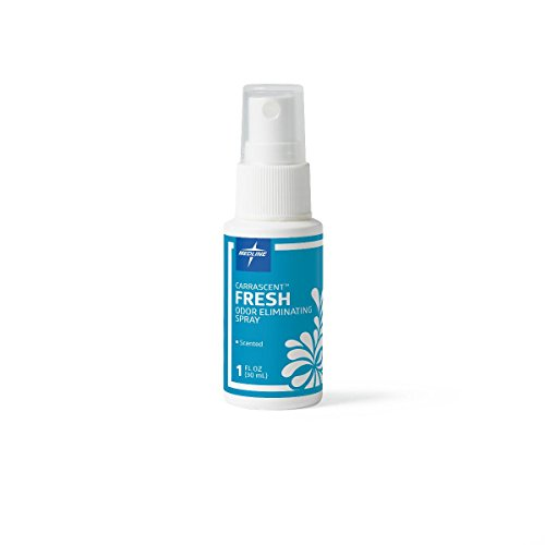 Medline Carrascent Odor Eliminators Fresh