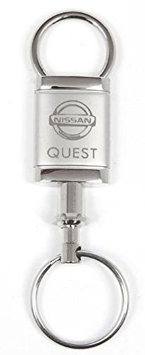 Nissan Quest Keychain /& Keyring Valet