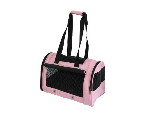 Best Pet Pet Carrier Case, Pink by BestPet