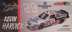 1/24 Scale Action Nascar #29 Kevin Harvick 2002 Monte for sale  Delivered anywhere in USA
