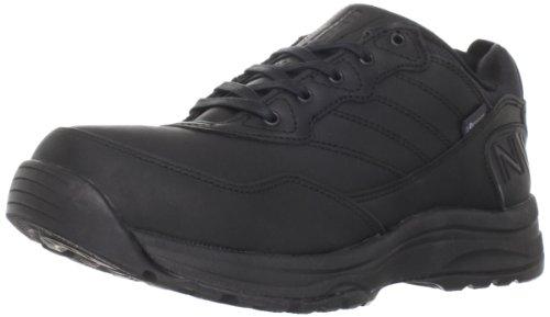 New Balance Men's MW968 Country Walking Shoe,Black,8.5 D US