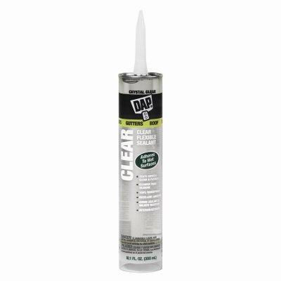 Flexi Spout - Dap 18384 Flexi-Clear Elastomeric Sealant