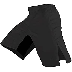 Quality MMA Shorts – Blank No Logo