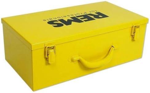 Rems ssg - Caja metalica para 180: Amazon.es: Bricolaje y herramientas