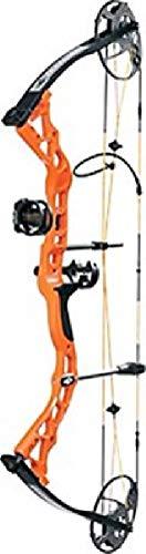 Diamond Archery 2016 Prism 5-55 Lbs Bright Orange Bow Packag