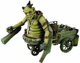 Mezco Hellboy 2 The Golden Army Series 2 Action Figure Goblin by Mezco
