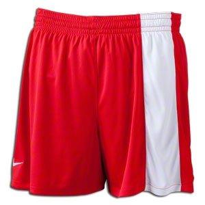 Nike Dames Voetbal Spits Kort Rood