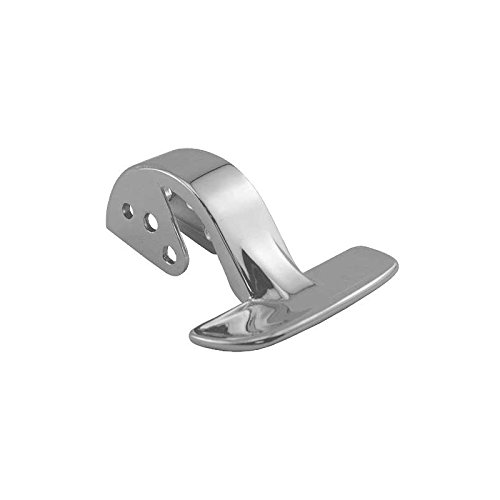 MACs Auto Parts 66-36935 - Ford Thunderbird Convertible Top Latch Handle, Chrome