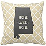 Home Sweet Home Alabama Rad2fdfa88bdb4161a8d1a545c174a6c8 I5fqz 8byvr Pillow Case