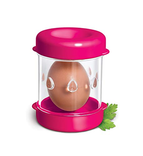 The Negg Boiled Egg Peeler – Fuchsia