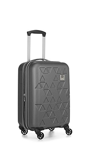 """Revelation! Echo Max Hardside Charcoal 22"""" Expandable, Color: Gray, Size: Carry On"""