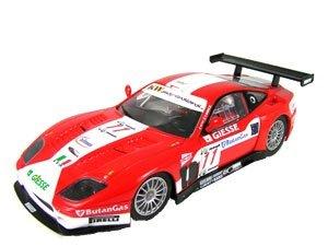Venta barata Cocherera Juguetes Ferrari 575 575 575 GTC G.P.C Giesse Squadra Corse Monza 2004 - modelos de juguetes (Rojo, Color blancoo)  hasta 60% de descuento