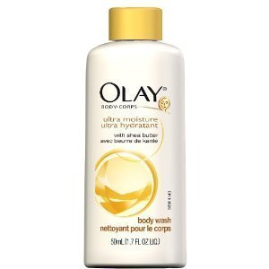 Olay Ultra Moisture Body Wash with Shea Butter-1.7 oz