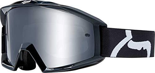Fox Racing 2019 Main Goggles Race Black - Clear Lens Atv Off Road Goggles