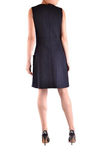 Ezbc026019 Vestido Red Poliéster Valentino Mujer Azul AY5TOY