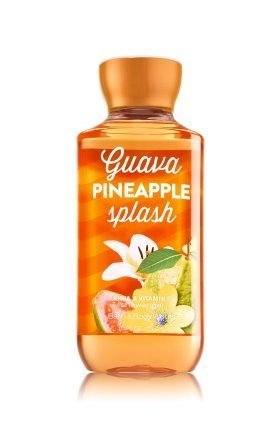 (Guava Pineapple Splash Shea & Vitamin E Body Shower GEL Bath and Body)