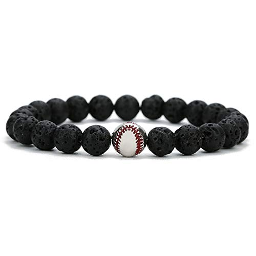 Linsoir Beads Trendy Baseball