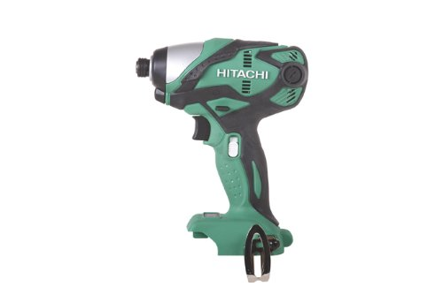Hitachi WH18DSDLP4 18-Volt Lithium-Ion Impact Driver (Tool Only, No Battery)