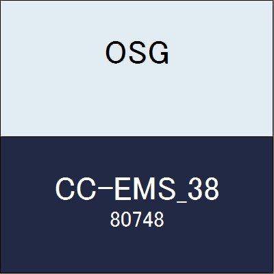 OSG エンドミル CC-EMS_38 商品番号 80748