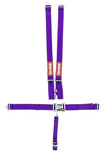 RaceQuip Racing Harness  Latch /& Link SFI 16.1 Purple