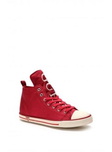 Guess Modello Jodene Women Scarpe Sneaker Tela Donna Active In srCBhQxtd