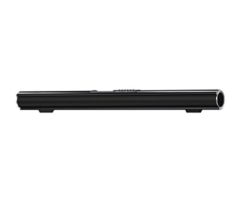 Naxa 2.0-Channel Soundbar with 10-Watt Digital Amplifier Shiny black SPNA2011