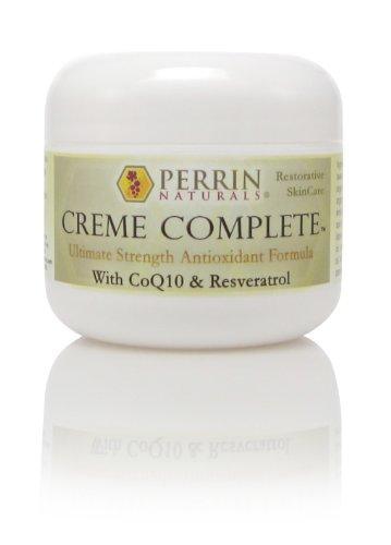 Крем завершенности All Natural, Восстановительная и Anti-Aging по уходу за кожей. Корректирующее увлажняющий крем для ВС ущерб, лишайников склероатрофическом и морщин.