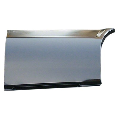 Left Lower Quarter Panel Patch Rear Section for 78-87 Chevrolet El Camino