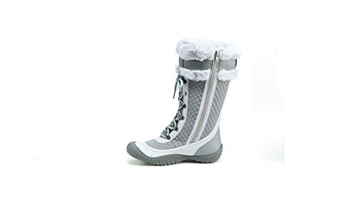 Jambu Jsport Windham Stivali Da Neve Impermeabili Per Donne Grigio Ghiaccio