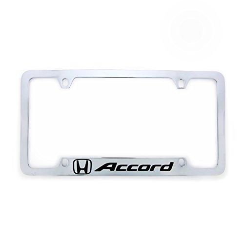 Honda Accord License Plate Frame - 6
