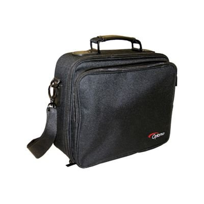Soft Black Carry Bag W/ Easy Carry Handle F/Ep757/Ep756/Ep755 OPTOMA TECHNOLOGY BK-4006