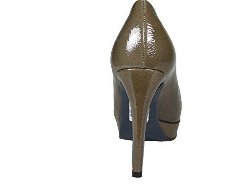 Schuhmanufaktur Vert Compensées Kennel Kaki Femme Chaussures und Schmenger qWPww6TgA
