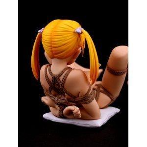 りりな 金髪&アイボリークッションVer. 「アートキャラクターコレクション」 1/6 PVC製塗装済み完成品