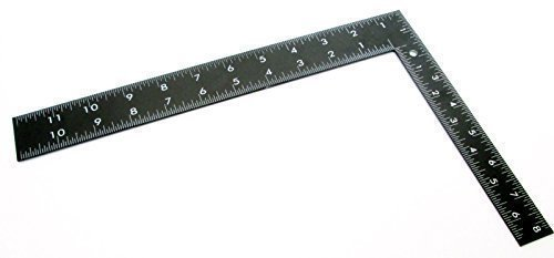 acero Plaza de estructura techos métrico viga de Rule Intenso 12' x 8' métrico y imperial