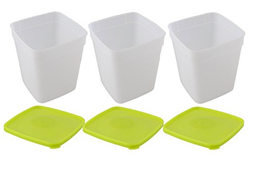 qt freezer containers - 1