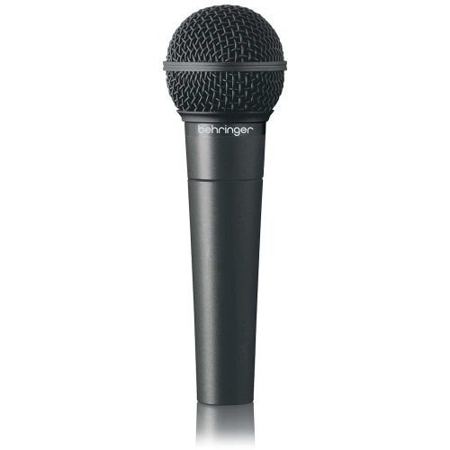 Behringer Ultravoice Xm8500 Dynamic Vocal Microphone, Cardioid - The Singing Machine Microphone