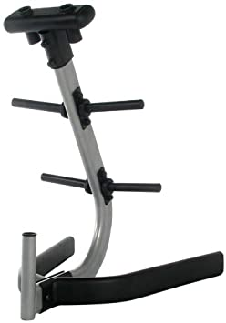 CAP Barbell Standard Plate and Bar Storage Rack