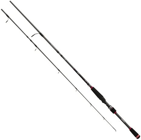 Daiwa ARDT763MHFS-TR Ardito-TR Multipiece Travel Spinning Rod, 7 6 Length, 3Piece Rod, Medium Heavy Power, Fast Action