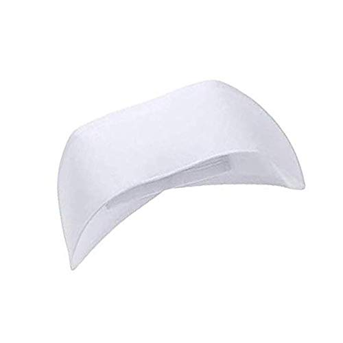 BinaryABC Nurse Hat Cap Headband Cosplay Hat Costume Funny Party Hats Accessories(White)]()