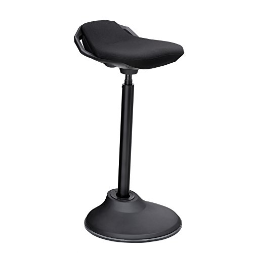 (SONGMICS Adjustable Standing Desk Chair 24.8