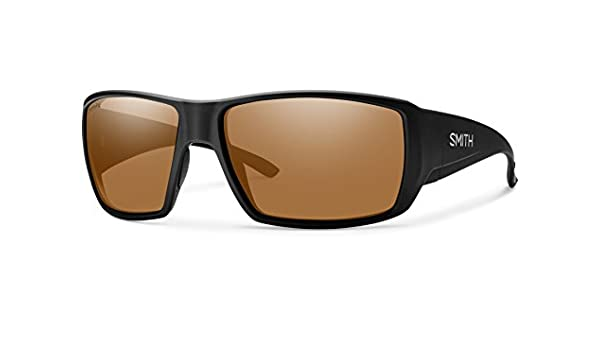 Smith Optics ChromaPop gafas de sol polarizadas Choice, Lente de Cobre Negro mate: Amazon.es: Ropa y accesorios