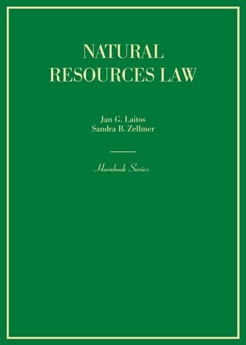 Natural Resource Law (Hornbooks)