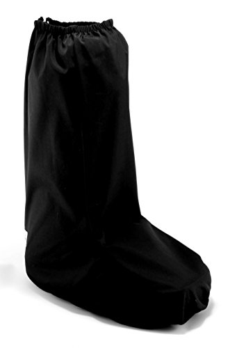 My Recovers Walking Brace Cover for Orthopedic Boot, Weather Cover in Black Waterproof Fabric, Made in USA, Tall Boot, Orthopedic Products Accessories (Medium)