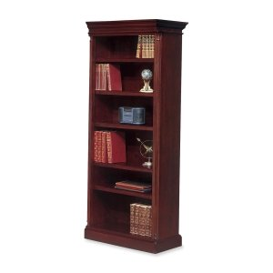 DMI Office Furniture Bookcase, Right Hand Facing, 33-3/4 by 16 by 80-Inch, -